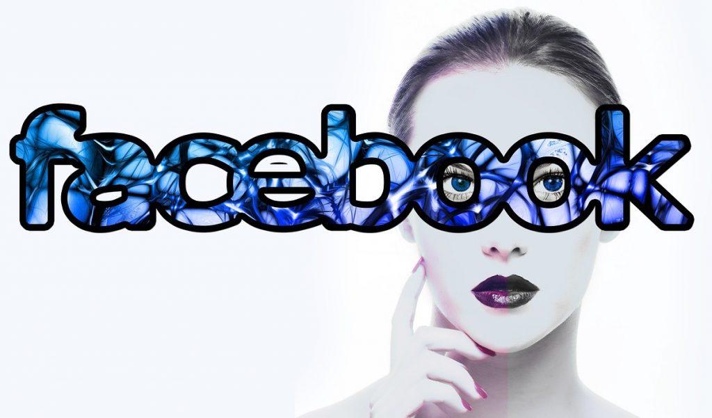 """Woman behind """"facebook"""""""