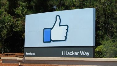 Facebook - 1 Hacker Way