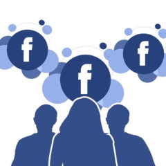 Facebook account questions - image or silhouettes