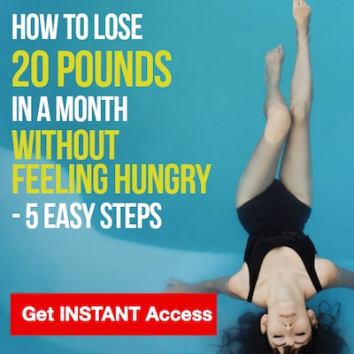 Lose 20 Pounds of Fat - CLICK